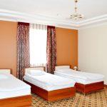 Chambre triple Hôtel Arkontchi Khiva