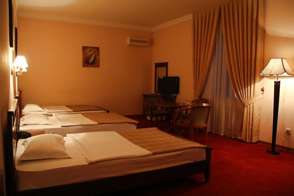 chambre triple Hôtel City Samarkand 17