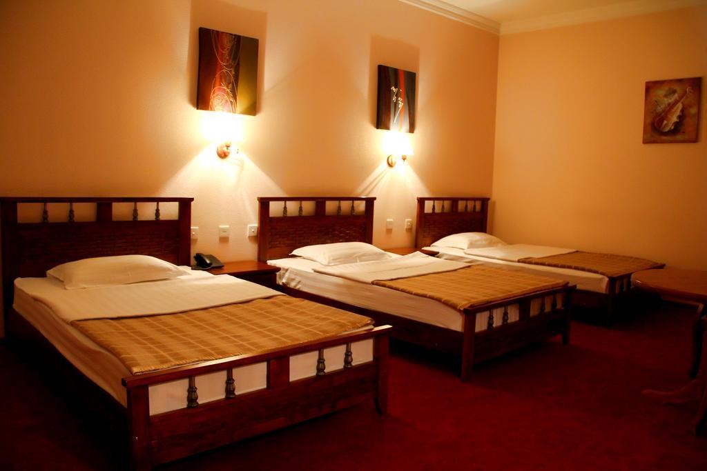 chambre triple Hôtel City Samarkand