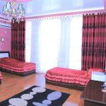 Chambre triple Hôtel Euroasia Khiva