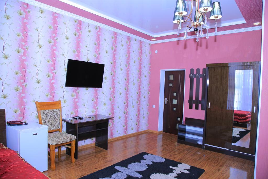 Chambre triple Hôtel Euroasia Khiva 17