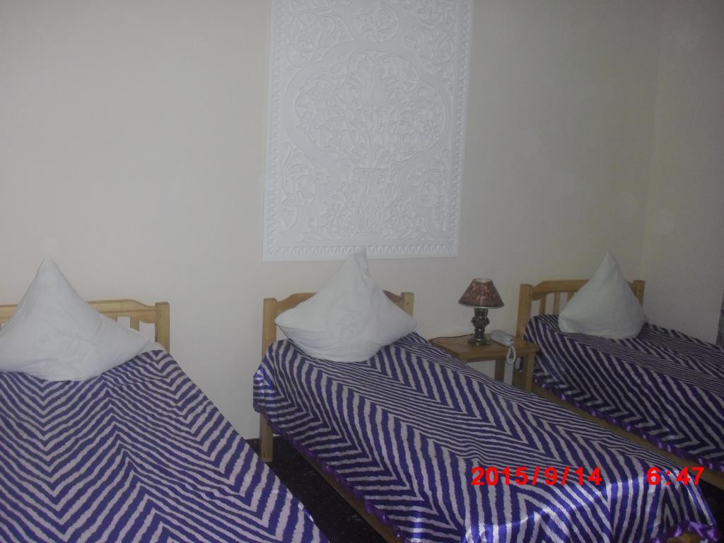 Chambre triple Hôtel Kala Khiva