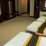 chambre triple Hôtel Miran International Tachkent