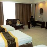 chambre triple Hôtel Miran International Tachkent 21