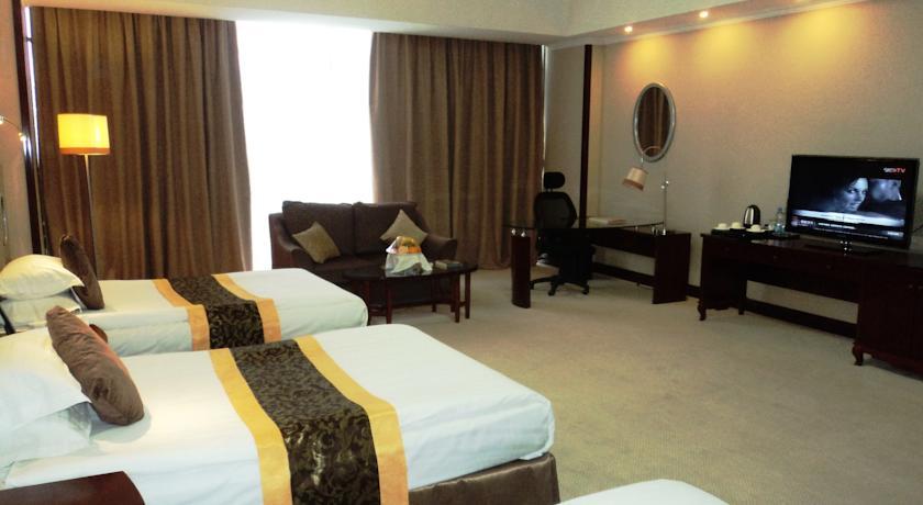 chambre triple Hôtel Miran International Tachkent 21