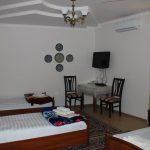 Chambre triple Hôtel Nazira&Azizbek Boukhara