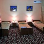 chambre triple Silver B&B Tachkent 3