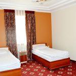 Chambre twin Hôtel Arkontchi Khiva 11