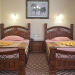 Chambre twin Hôtel Asia Khiva