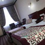 chambre twin Hôtel Asia Tachkent