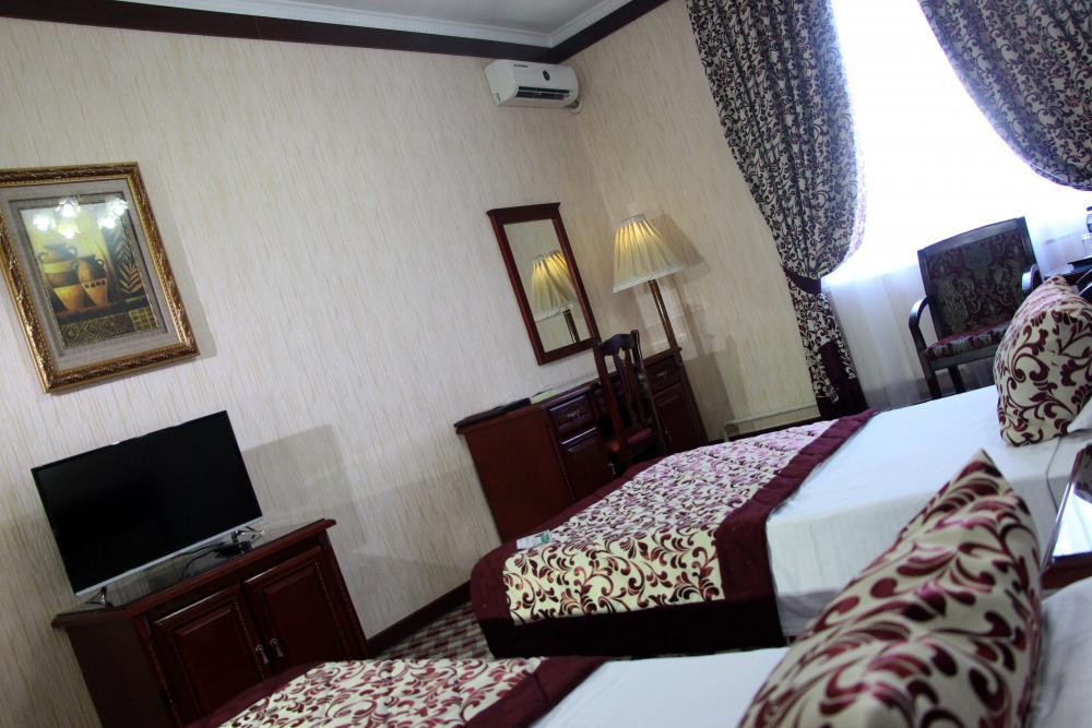chambre twin Hôtel Asia Tachkent 4