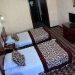 chambre twin Hôtel Asia Tachkent 6