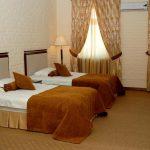 chambre twin Hôtel Bek Tachkent 3