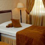 chambre twin Hôtel Bek Tachkent 5