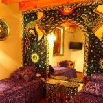 Chambre twin Hôtel Bibi Honim Boukhara 4