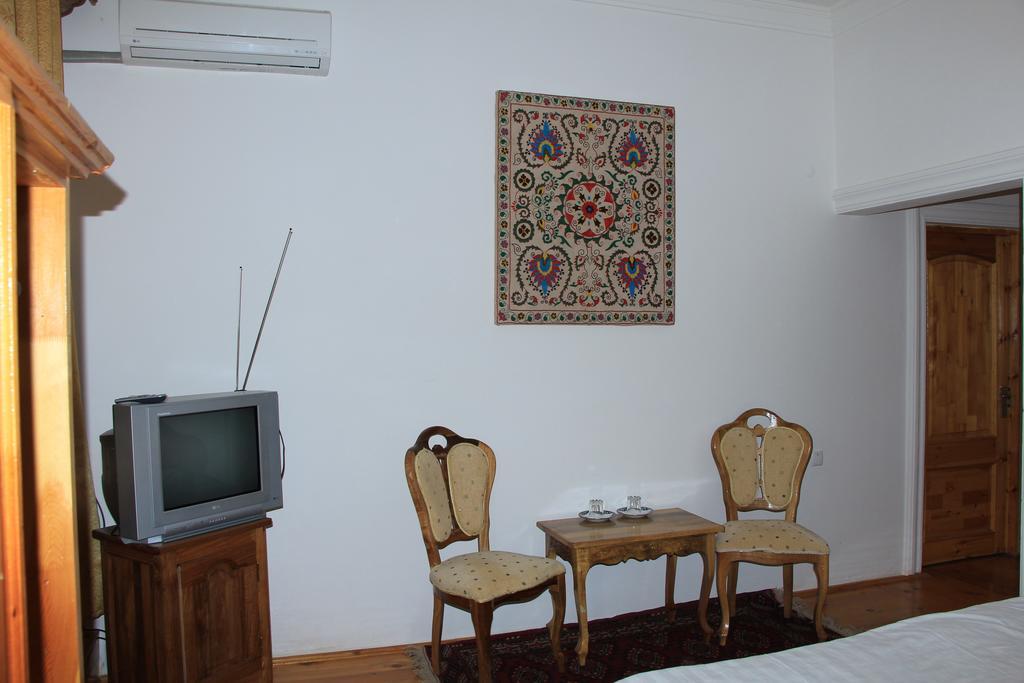 Chambre twin Hôtel Chaherezada Khiva 12