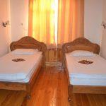 Chambre twin Hôtel Chaherezada Khiva 9