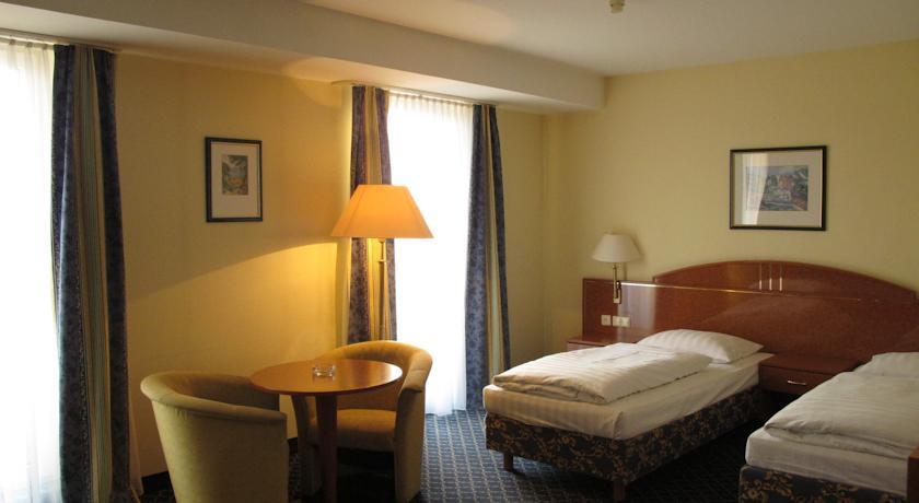 chambre twin Hôtel Chodlik Palace Tachkent 12