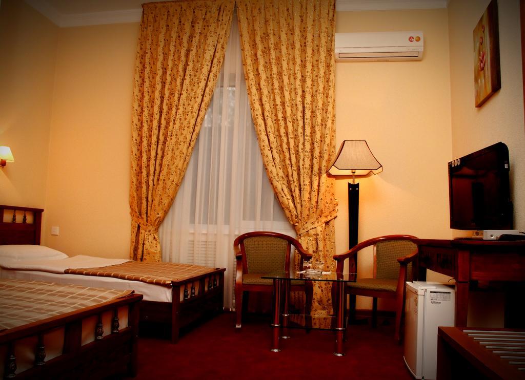 chambre twin Hôtel City Samarkand 13