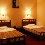 chambre twin Hôtel City Samarkand