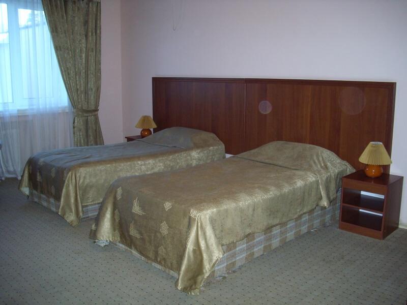 Chambre twin Hôtel Club 777 Ferhagan 1