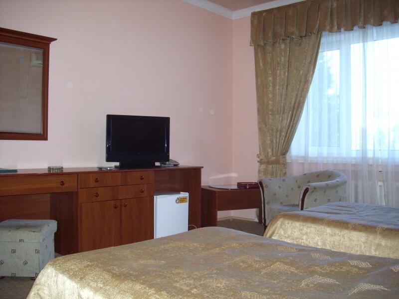 Chambre twin Hôtel Club 777 Ferhagan