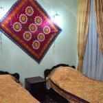 chambre twin Hôtel de charme Jahongir B&B Samarkand 12