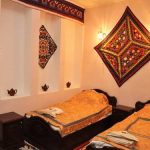 chambre twin Hôtel de charme Jahongir B&B Samarkand 8