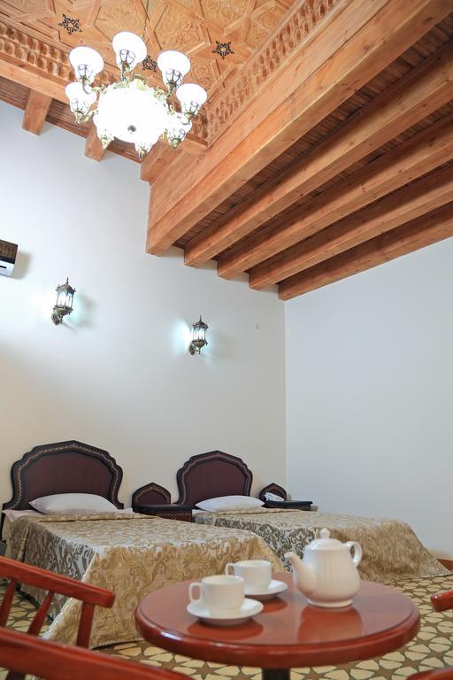 Chambre twin Hôtel Devon Begi Boukhara 4