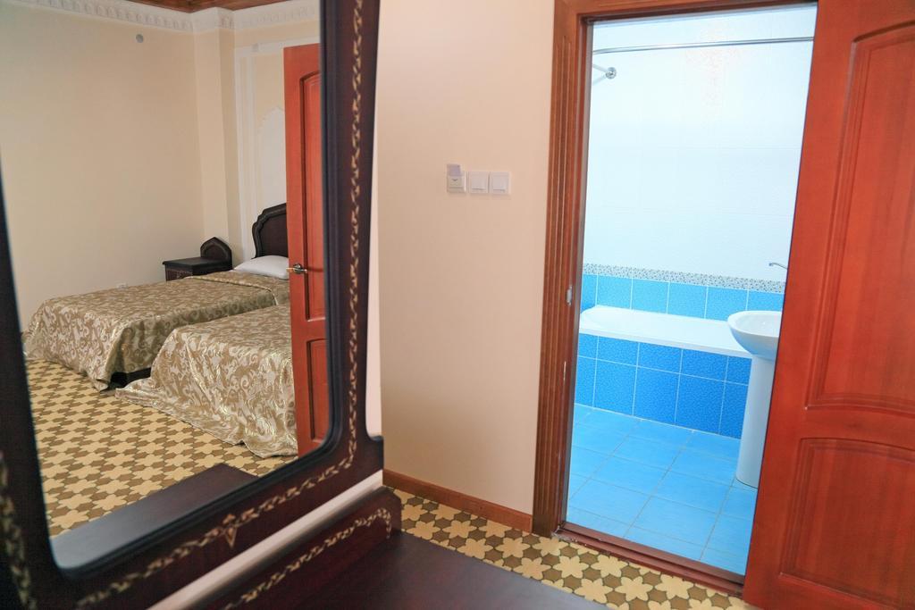 Chambre twin Hôtel Devon Begi Boukhara 7