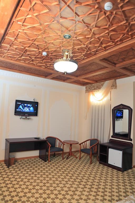 Chambre twin Hôtel Devon Begi Boukhara 8