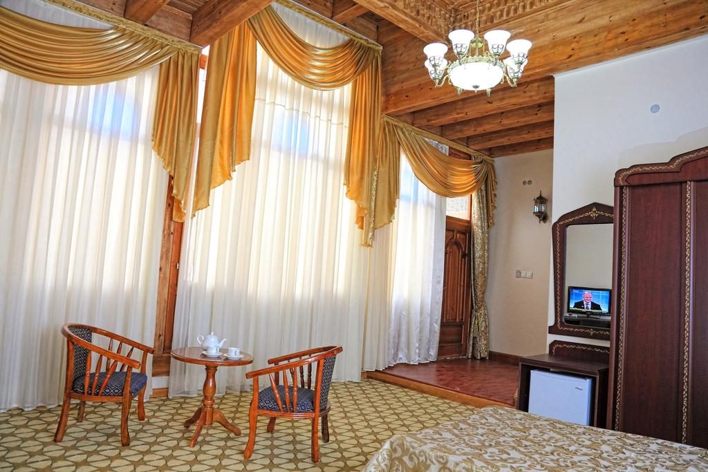 Chambre twin Hôtel Devon Begi Boukhara