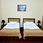 Chambre twin Hôtel Diyora Samarkand