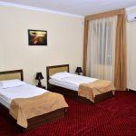Chambre twin Hôtel Diyora Samarkand 4