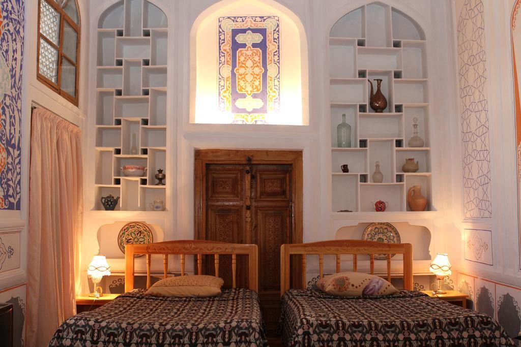 Chambre twin Hôtel Emir Boukhara 10