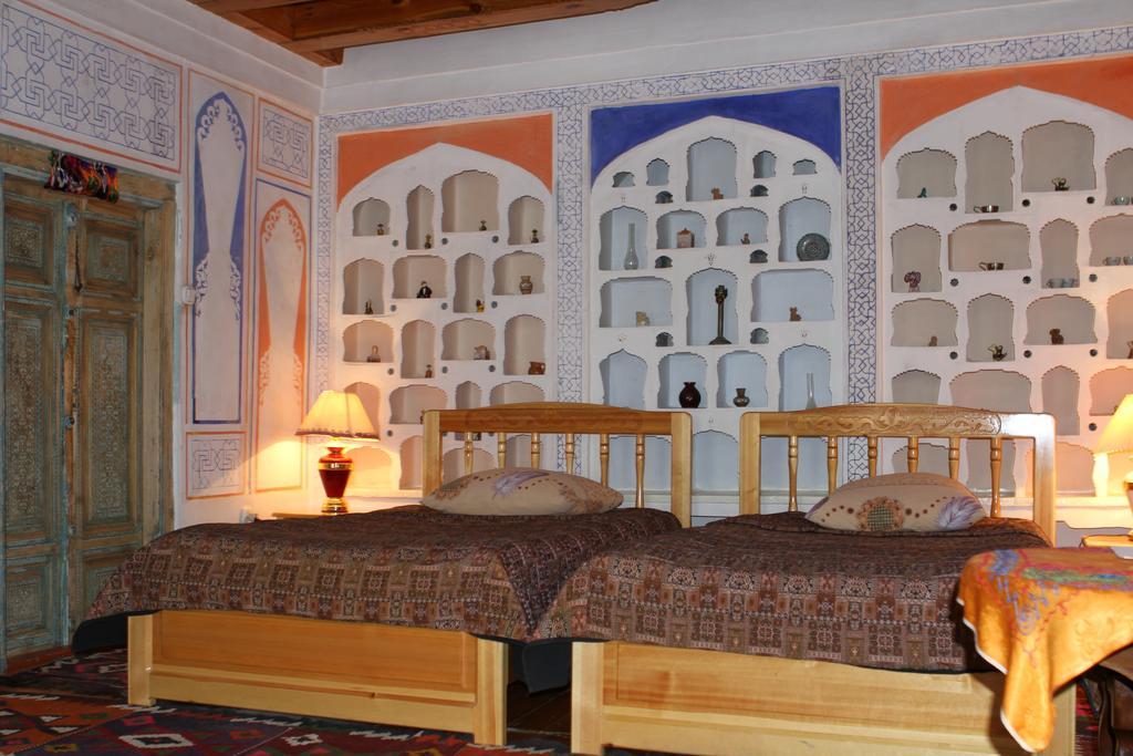Chambre twin Hôtel Emir Boukhara 13