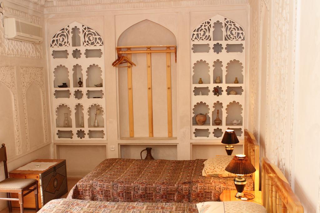 Chambre twin Hôtel Emir Boukhara 7