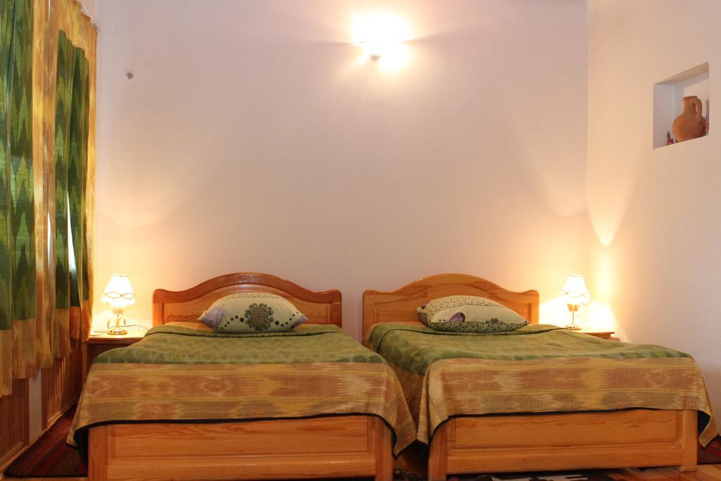 Chambre twin Hôtel Emir Boukhara
