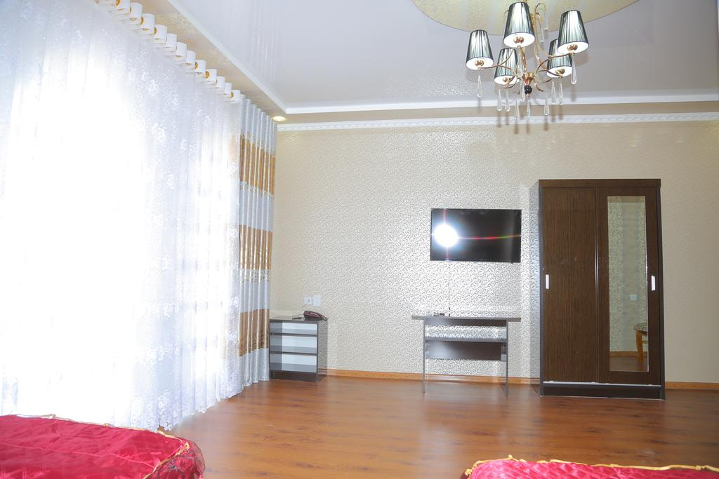 Chambre twin Hôtel Euroasia Khiva