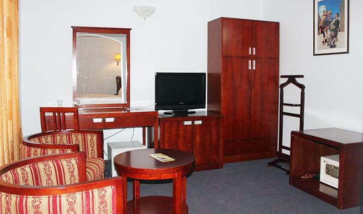 Chambre twin Hôtel Grand Boukhara 12