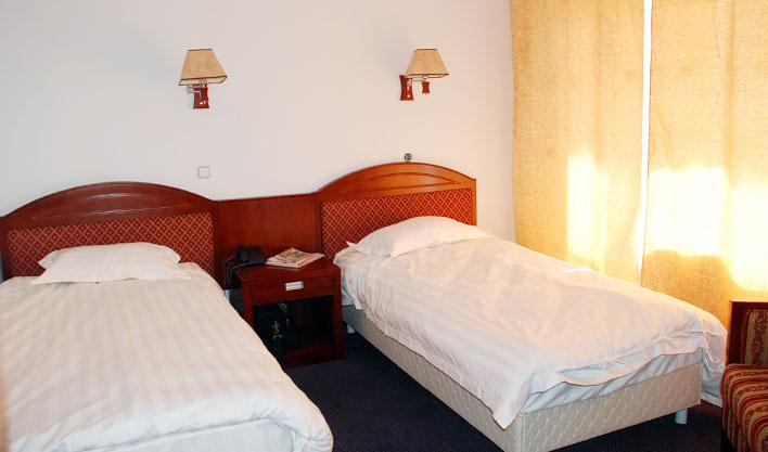 Chambre twin Hôtel Grand Boukhara 9