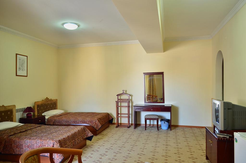 Chambre twin Hôtel Kabir Boukhara 15