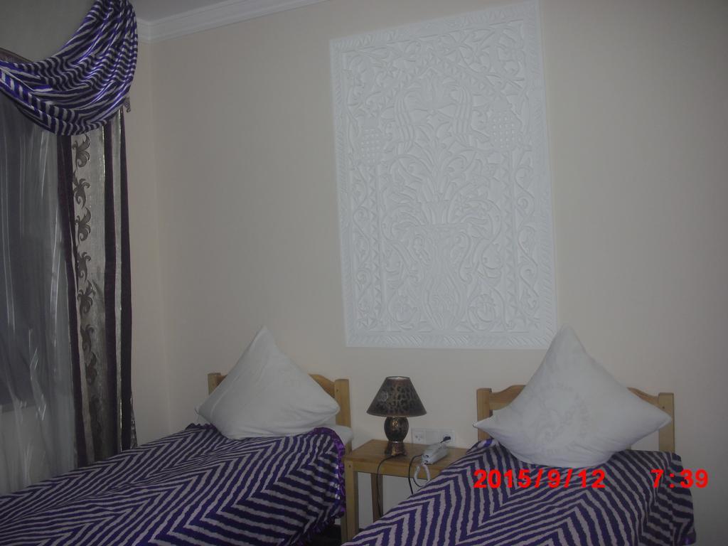 Chambre twin Hôtel Kala Khiva 11