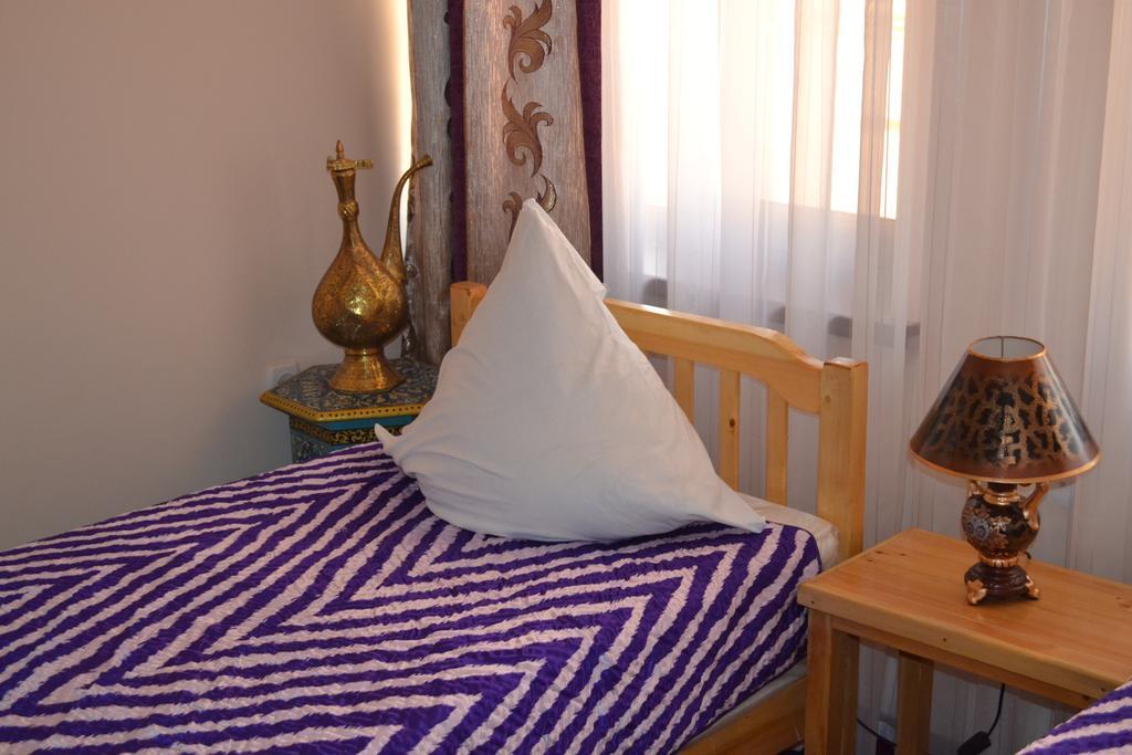 Chambre twin Hôtel Kala Khiva 14