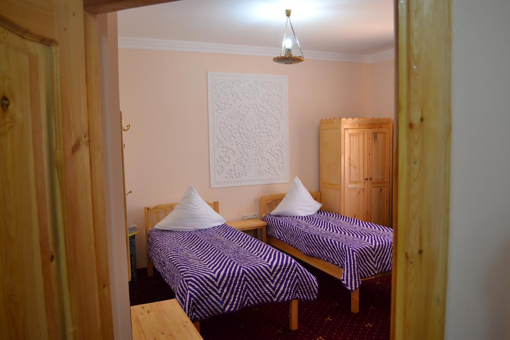 Chambre twin Hôtel Kala Khiva
