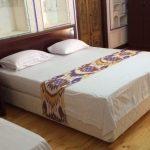 Chambre twin Hôtel Kavsar Boukhara 13