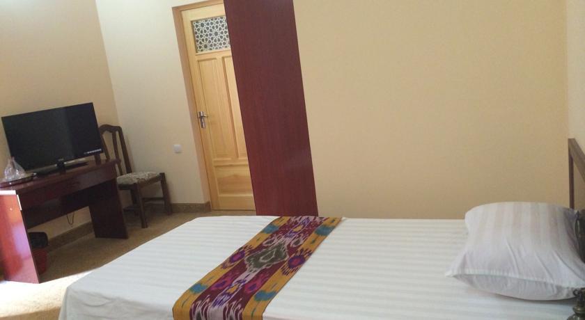 Chambre twin Hôtel Kavsar Boukhara 17
