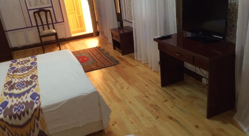 Chambre twin Hôtel Kavsar Boukhara 21