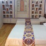 Chambre twin Hôtel Kavsar Boukhara 7