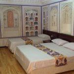 Chambre twin Hôtel Kavsar Boukhara 9